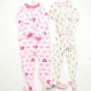 Children's Place NWT 4T Footies